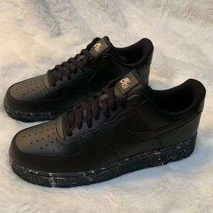 Nike Air Force 1 low print Men's Sz 10.5 shoes new